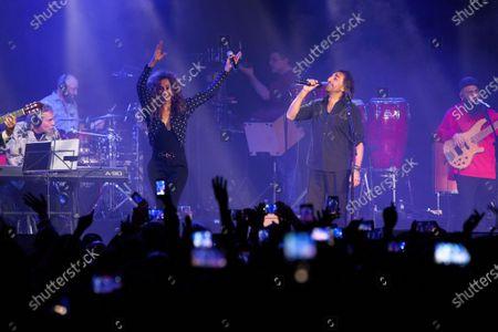 Editorial image of Ketama in concert, Show, Sala La Riviera, Madrid, Spain - 23 Jan 2020