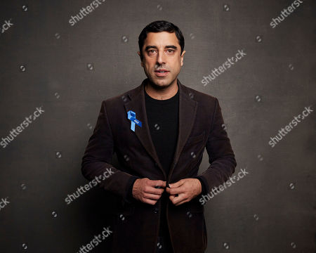 "Editorial picture of 2020 Sundance Film Festival - ""Luxor"" Portrait Session, Park City, USA - 26 Jan 2020"