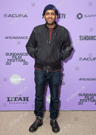 "Stock Picture of Adeel Akhtar attends the premiere of ""The Nest"" at the Eccles Theatre during the 2020 Sundance Film Festival, in Park City, Utah"