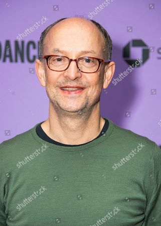 "Ed Guiney attends the premiere of ""The Nest"" at the Eccles Theatre during the 2020 Sundance Film Festival, in Park City, Utah"