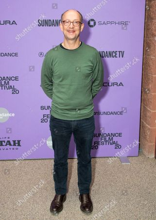 "Stock Picture of Ed Guiney attends the premiere of ""The Nest"" at the Eccles Theatre during the 2020 Sundance Film Festival, in Park City, Utah"