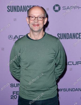 Ed Guiney arrives for the premiere of the film 'The Nest' at the 2020 Sundance Film Festival in Park City, Utah, USA, 26 January 2020. The festival runs from 22 January to 02 February 2020.