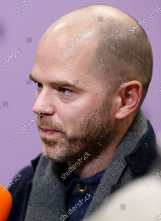 Sean Durkin arrives for the premiere of the film 'The Nest' at the 2020 Sundance Film Festival in Park City, Utah, USA, 26 January 2020. The festival runs from 22 January to 02 February 2020.