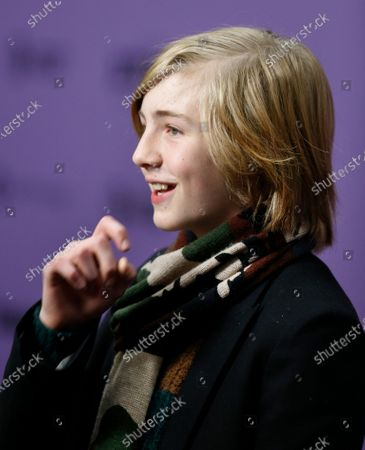 Charlie Shotwell arrives for the premiere of the film 'The Nest' at the 2020 Sundance Film Festival in Park City, Utah, USA, 26 January 2020. The festival runs from 22 January to 02 February 2020.