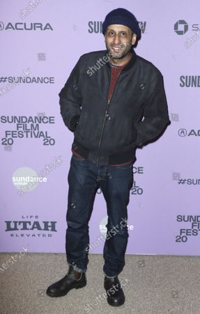 Stock Photo of Adeel Akhtar arrives for the premiere of the film 'The Nest' at the 2020 Sundance Film Festival in Park City, Utah, USA, 26 January 2020. The festival runs from 22 January to 02 February 2020.