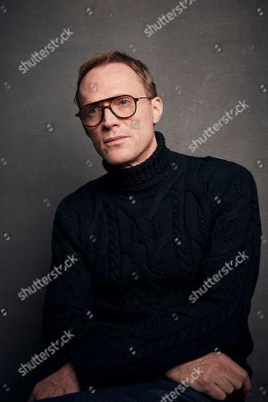 "Editorial picture of 2020 Sundance Film Festival - ""Uncle Frank"" Portrait Session, Park City, USA - 26 Jan 2020"