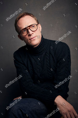 """Paul Bettany poses for a portrait to promote the film """"Uncle Frank"""" at the Music Lodge during the Sundance Film Festival, in Park City, Utah"""