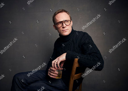 """Stock Photo of Paul Bettany poses for a portrait to promote the film """"Uncle Frank"""" at the Music Lodge during the Sundance Film Festival, in Park City, Utah"""