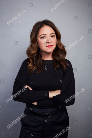"Liz Garbus poses for a portrait to promote the film ""Lost Girls"" at the Music Lodge during the Sundance Film Festival, in Park City, Utah"