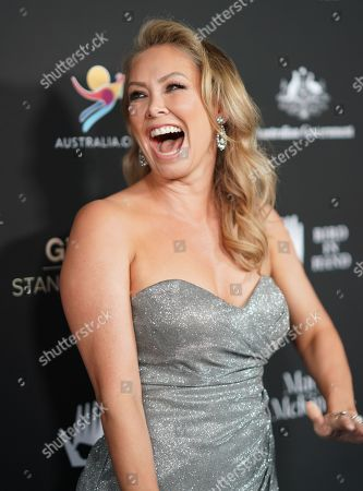 Stock Photo of Kym Johnson