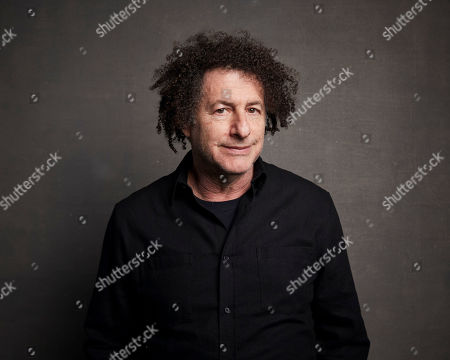 """Stock Picture of Michael Dweck poses for a portrait to promote the film """"The Truffle Hunters"""" at the Music Lodge during the Sundance Film Festival, in Park City, Utah"""