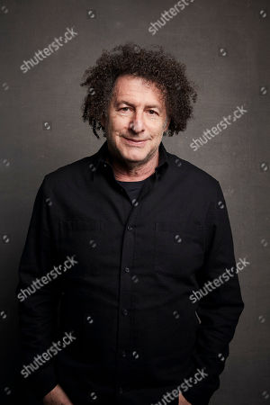 """Stock Image of Michael Dweck poses for a portrait to promote the film """"The Truffle Hunters"""" at the Music Lodge during the Sundance Film Festival, in Park City, Utah"""