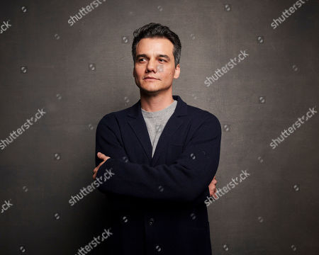 "Wagner Moura poses for a portrait to promote the film ""Sergio"" at the Music Lodge during the Sundance Film Festival, in Park City, Utah"