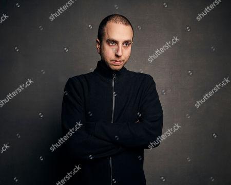 "Editorial picture of 2020 Sundance Film Festival - ""Possessor"" Portrait Session, Park City, USA - 26 Jan 2020"