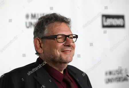 Sir Lucian Grainge, Chairman and Chief Executive Officer of Universal Music Group, attends Universal Music Group's 2020 Grammy After Party Presented By Lenovo on in Los Angeles