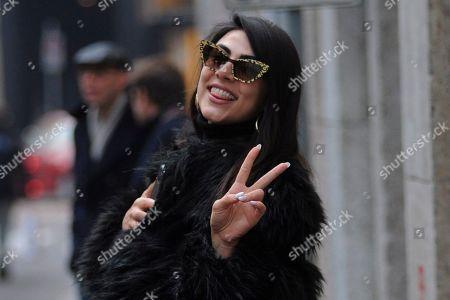 Stock Picture of Giulia Salemi
