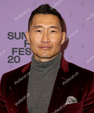 Stock Image of Daniel Dae Kim