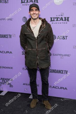"Editorial photo of 2020 Sundance Film Festival - ""Palm Springs"" Premiere, Park City, USA - 26 Jan 2020"