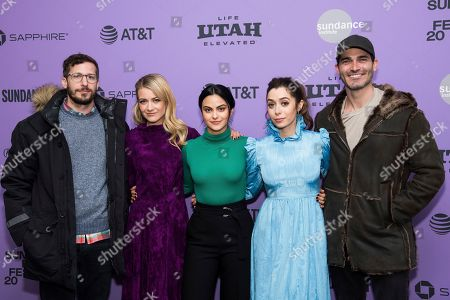 "Editorial picture of 2020 Sundance Film Festival - ""Palm Springs"" Premiere, Park City, USA - 26 Jan 2020"