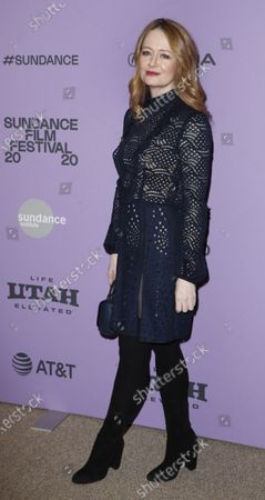 Miranda Otto arrives for the premiere of 'Downhill' at the 2020 Sundance Film Festival in Park City, Utah, USA, 26 January 2020. The festival runs from 22 January to 02 February 2020.