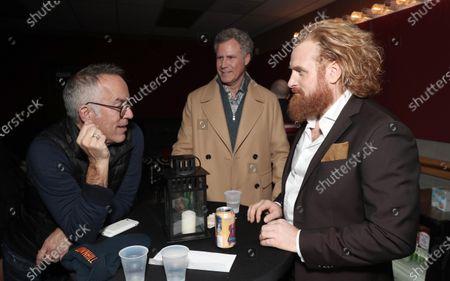 Editorial picture of 'Downhill' film premiere, Arrivals, Sundance Film Festival, Park City, USA - 26 Jan 2020
