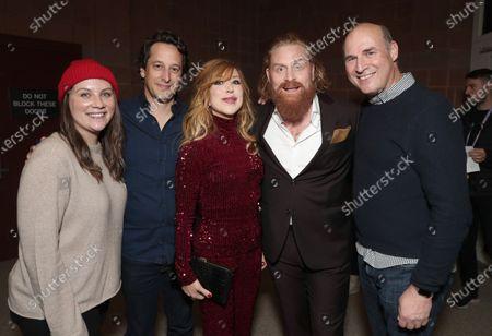 Editorial photo of 'Downhill' film premiere, Arrivals, Sundance Film Festival, Park City, USA - 26 Jan 2020