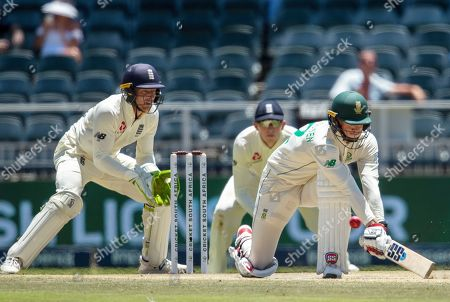 Editorial picture of England Cricket, Johannesburg, South Africa - 27 Jan 2020