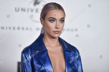 Olivia O'Brien attends the Universal Music Group 2020 Grammy after party at Rolling Greens, in Los Angeles
