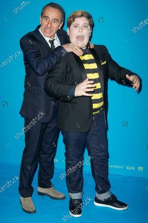 Editorial picture of 'Ducobu 3' film premiere, Paris, France - 26 Jan 2020