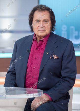 Editorial image of 'Good Morning Britain' TV show, London, UK - 27 Jan 2020