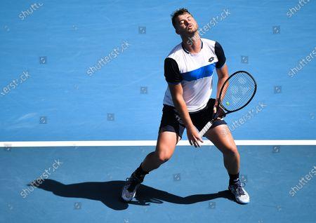 Editorial image of Australian Open Tennis, Day Nine, Melbourne Park, Australia - 28 Jan 2020