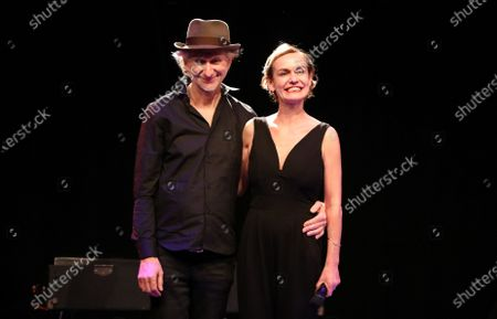 Erick Truffaz and Sandrine Bonnaire