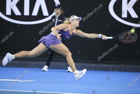 Editorial image of Australian Open Tennis Tournament, Melbourne, Australia - 27 Jan 2020