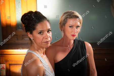 Editorial image of 'Midsomer Murder - The Point Of Balance' TV show, Series 21, Episode 3, UK - 2020