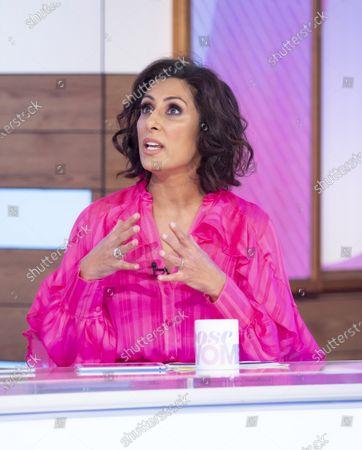Stock Picture of Saira Khan