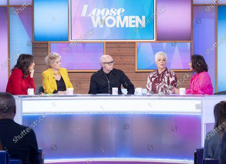 Editorial photo of 'Loose Women' TV show, London, UK - 27 Jan 2020
