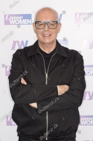 Stock Image of Neil Tennant