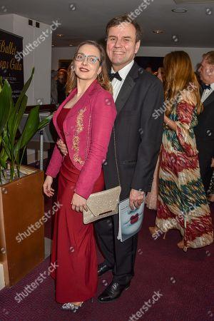 Greg Hands MP and Irina Hands