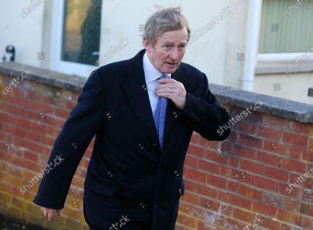 Former Taoiseach Enda Kenny