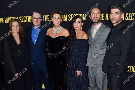 Editorial picture of 'The Rhythm Section' film premiere, Arrivals, Brooklyn Academy of Music, New York, USA - 27 Jan 2020