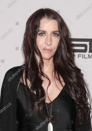 Stock Image of Pattie Mallette