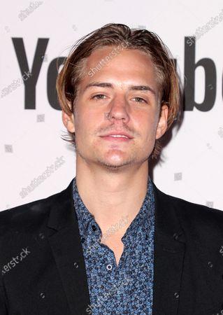 Editorial picture of 'Justin Bieber: Seasons' TV show premiere, Regency Bruin Theatre, Los Angeles, USA - 27 Jan 2020