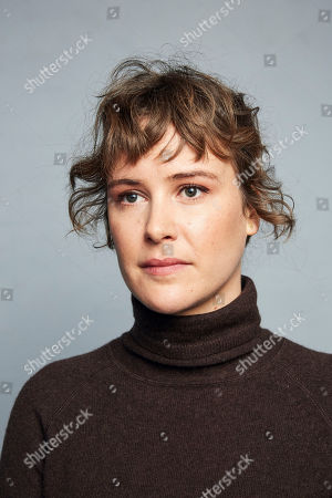 "Carla Juri poses for a portrait to promote the film ""Amulet"" at the Music Lodge during the Sundance Film Festival, in Park City, Utah"