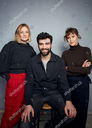 "Editorial image of 2020 Sundance Film Festival - ""Amulet"" Portrait Session, Park City, USA - 27 Jan 2020"