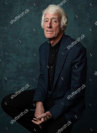 Roger Deakins poses for a portrait at the 92nd Academy Awards Nominees Luncheon at the Loews Hotel, in Los Angeles