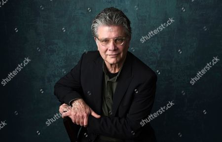 Stock Photo of Steven Zaillian poses for a portrait at the 92nd Academy Awards Nominees Luncheon at the Loews Hotel, in Los Angeles