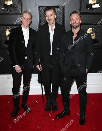 Rufus du Sol - Tyrone Lindqvist, James Hunt and Jon George