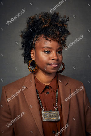 """Dee Rees poses for a portrait to promote the film """"The Last Thing He Wanted"""" at the Music Lodge during the Sundance Film Festival, in Park City, Utah"""