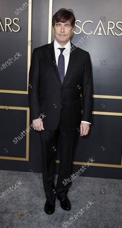 Thomas Newman arrives for the 92nd Oscars Nominees Luncheon at The Loews Hotel Ray Dolby Ballroom in Hollywood, California, USA, 27 January 2020. The 92nd Academy Awards ceremony will be held on 09 February 2020.