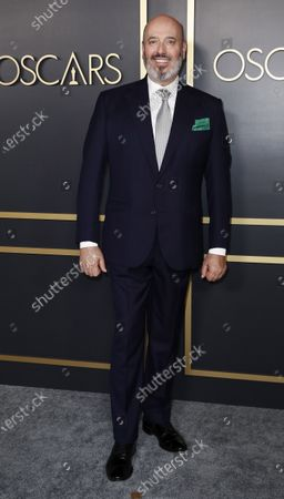 Editorial photo of 92nd Oscars Nominees Luncheon, Hollywood, USA - 27 Jan 2020